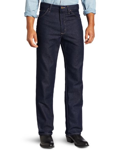Wrangler Men's Rugged Wear Regular-Fit Stretch Jean