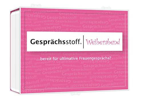 Kylskapspoesi Gesprächsstoff Weiberabend 40113 für zündende Konversation in netter Gesellschaft
