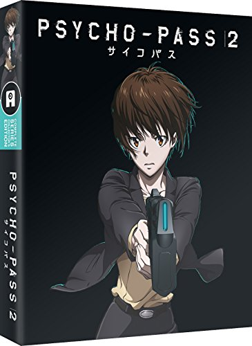 Psycho-Pass Season 2 - Collector's Edition [Blu-ray] [UK Import]