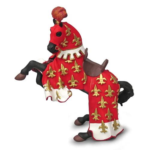 39257 - Caballo del príncipe Felipe, rojo [importado de Alemania]
