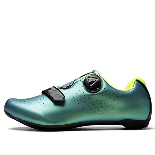 2020 zapatos de ciclismo al aire libre de los hombres zapatillas de deporte for los zapatos de los hombres de bicicletas de montaña de las mujeres Zapatos de auto-bloqueo de bicicletas masculinos BING