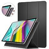 ZtotopCase Funda Samsung Galaxy Tab S5e 10,5 T720/T725, Respaldo magnético Inteligente Smart Cover Auto-Sueño/Estela para Samsung Galaxy Tab S5e 10.5 Pulgadas,Negro