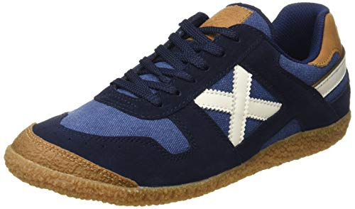 Munich GOAL 1465, Zapatillas Adulto, Azul, 42 EU