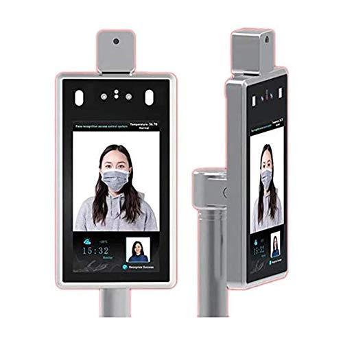 XLNB Wärmebildkamera Kamera Gesichtserkennungs Thermodetektor Fieberalarm Thermometer Detektoren Weit Verbreitet Für Bereiche, in Denen Sich Menschen Versammeln