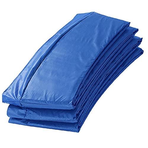 LjzlSxMF Cama elástica Cama elástica Cama elástica Cubierta Protectora Lateral de la Cubierta del cojín Estera del reemplazo de 8 pies Azules