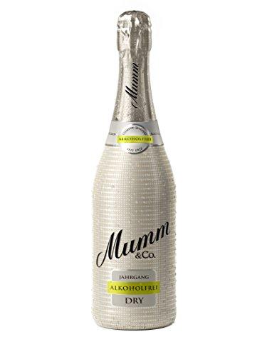 Mumm Dry Jahrgang alkoholfreier Sekt (1 x 0,75 l)