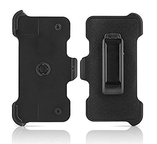 """Eeejumpe 2 Pack Replacement Holster Belt Clip for Apple iPhone 6/6S/7/8 Otterbox Defender Case(Only 4.7"""") (2PCS)"""