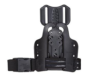 9006494 Safariland 6004 Single Strap Leg Shroud with DFA black