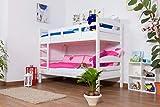 'Litera/Stock cama Easy Sleep K3/N, haya Completo Madera Maciza pintada en...