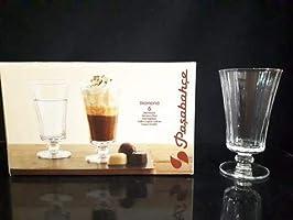 Paşabahçe 6'lı Diamond Kahve Yanı Su - Likör Bardağı