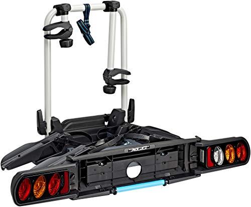 XLC Portabicicletas de Bola Plegable para 2 E-Bikes