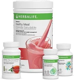 Herbalife Quickstart Weight Loss Program Wild Berry