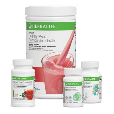 Herbalife Quickstart Weight Loss Program Wild Berry