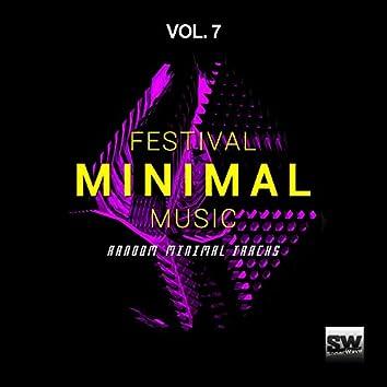 Festival Minimal Music, Vol. 7 (Random Minimal Tracks)