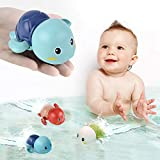 SEPHIX Bath Toys for Toddlers 1-3 Year Old Boys Gifts, Pool Swim Bath Toys for Boys Birthday Gifts...
