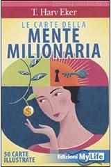 Le carte della mente milionaria. 50 carte illustrate Capa comum