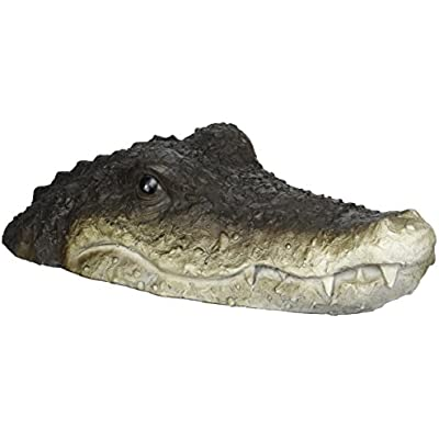 Floating Detailed Crocodile Head For A Pond or Water Feature In ...