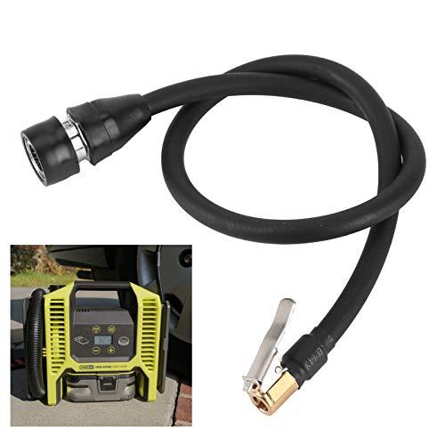 Snufeve6 Mandril para inflar neumáticos, Manguera de inflado de desconexión rápida de Alta presión para Inflable