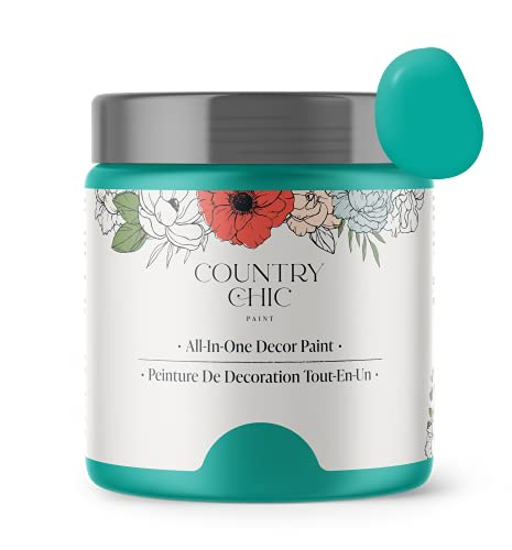 Chalk Style Paint - for Furniture, Home Decor, Crafts - Eco-Friendly - All-in-One - No Wax Needed (Pint (16 oz), Whoop-de-do)