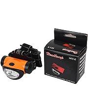 Buffer 3 Fonksiyonlu 6 Ledli Kafa Işığı 3 Fonksiyonlu 6 Ledli Kafa Işığı Unisex, Çok Renkli, Standart