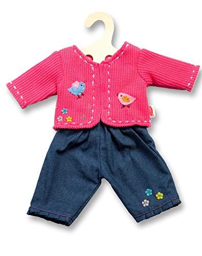 Heless 2504heless Veste avec Jeans pour poupée - Coloris aléatoire