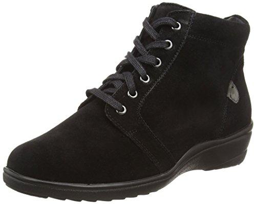 Ganter Damen Hilde-H Stiefeletten, Schwarz (schwarz 0100), 38 EU