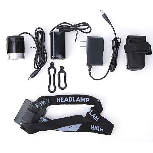 DALIAN t6 ledハードライト3600lm充電式自転車バイクフロントライトヘッドランプusプラグ100~240v