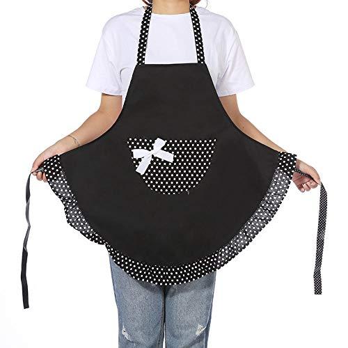 LYEXO professionele kookplaatjes met strepen van katoenen linnen, voor dames, voor koken, bakken en grillen 63 * 76cm C.