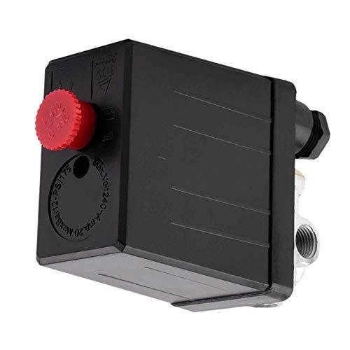 Air Compressor Pressure Switch Control Valve For Hitachi 882-609 PS104PPL 90-120PSi 240V Fits Models EC12 EC129 EC10