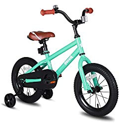 in budget affordable JOYSTAR children's bicycles for boys and girls aged 2-4 years, 12-inch children's bicycles with training wheels, …