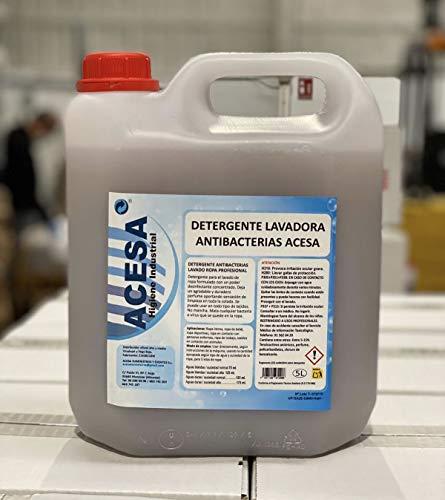 ACESA Detergente Lavadora Antibacterias Desinfectante