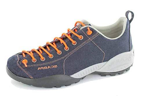 Scarpa Mojito, Chaussures de Trail Homme, Denim Denim BM Spider, 43 EU
