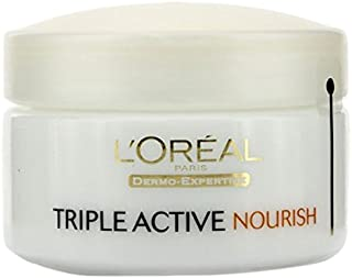 L'Oréal Paris Dermo-Expertise Triple Active Nourish Intense Hydrating Moisturiser (50ml)