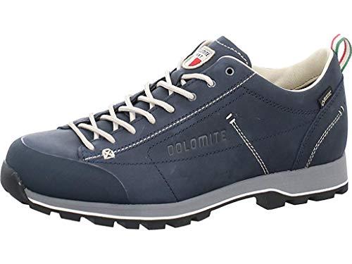 Dolomite Unisex-Erwachsene Zapato Cinquantaquattro Low Fg GTX Trekking-& Wanderhalbschuhe, Dunkelblau 295, 45 EU