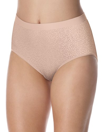 Bali Comfort Revolution Women`s Microfiber Seamless Brief - Best-Seller!