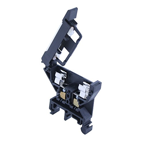 Buchanan Mvbfo 12-30AWG IEC Terminal Fuse & Switch Block (10 Pack)