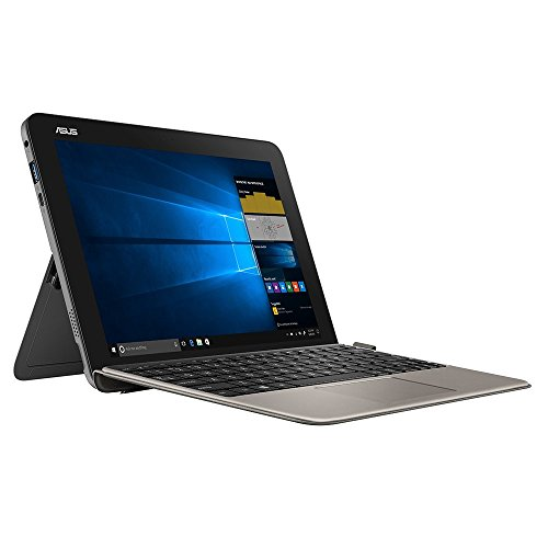 ASUS Transformer Mini T103HAF (90NB0FT2-M02600) 25, 7 cm (10.1 Zoll, WXGA, Wv, Touch) Detachable (Intel Atom X5-Z8350, 4GB RAM, 128GB SSD, Windows 10) Slate Grey