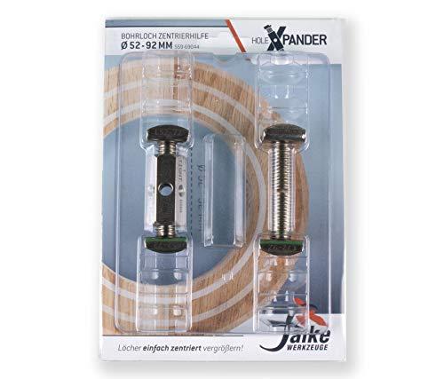 Falke Hole Xpander - Bohrloch-Zentrierhilfe Ø52-92mm - bestehendes Bohrloch vergrößern