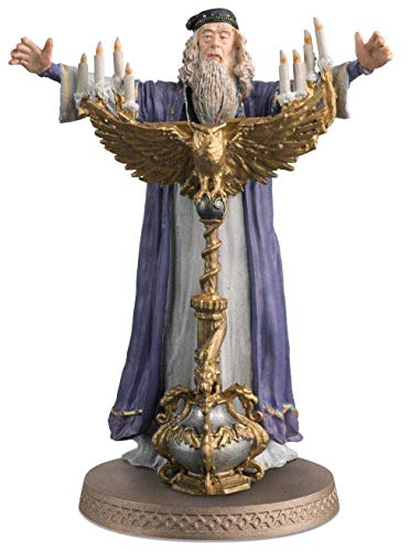 Eaglemoss Estatua Albus Dumbledore, Multicolor (1)