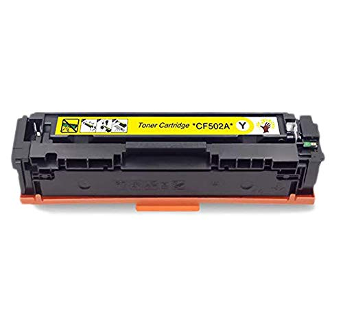 Toner CartridgeHigh Performance Recycling Compatible Hp Cf510a Color Toner Cartridge Hp Color Laserjet M154a / M154nw / M180 / 180n / M181 / M181fw Printer, Origineel Model size Geel