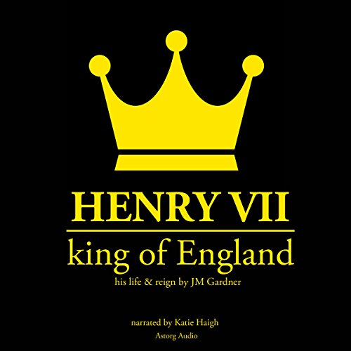 Henry VII, King of England cover art