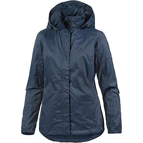 OCK Damen Regenjacke blau 38
