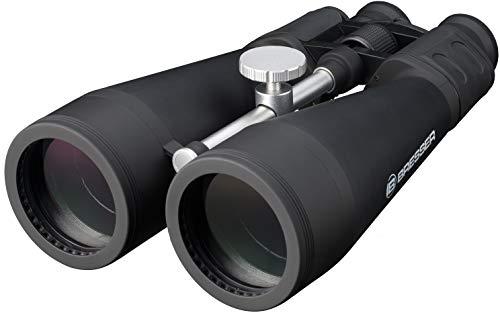 Bresser Fernglas Spezial-Astro 20x80 Porro Fernglas mit hoher Vergrößerung und integriertem Stativanschluss für weit entfernte Objekte oder für die Astronomie