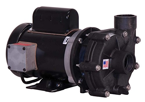 EasyPro EX3600 External Pond and Waterfall Pump 3600 GPH 1/8HP