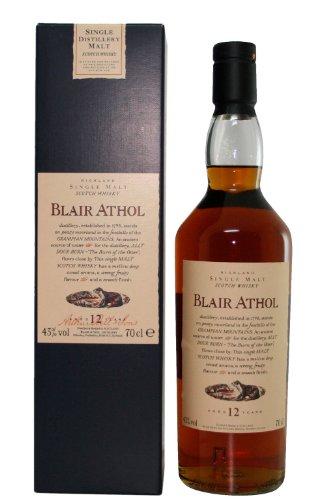 Blair Athol 12 Jahre - Flora & Fauna