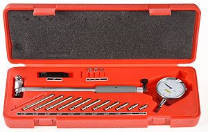 "PMD Products Engine Cylinder Dial Bore Indicator Gauge Kit 2"" - 6"" .0005"" from PMD Products"