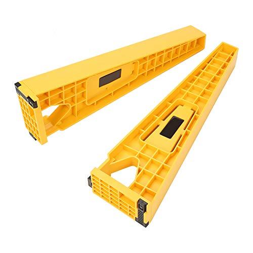 Cocoarm 2 laderails, uitschuifbaar op wieltjes, volledig uittrekbaar, 355 mm, voor kast, draw slides gereedschap