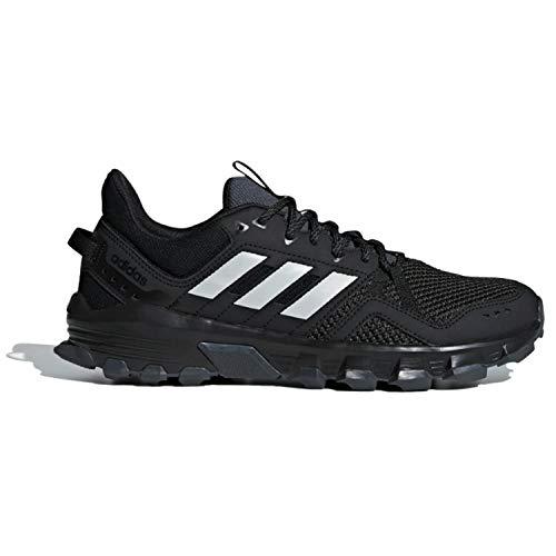 adidas Men's Rockadia Trail, Black/Grey/Grey, 9 M US