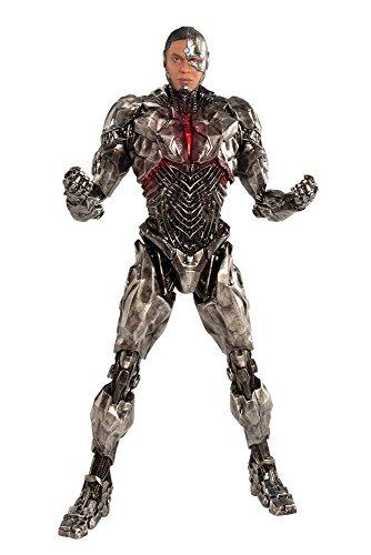 dc comics SV214 - Estatua de la Liga de la Justicia de Cyborg Artfx+