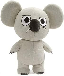 GUND We Bare Bears Standing Nom Nom Koala Plush Stuffed Bear, 9